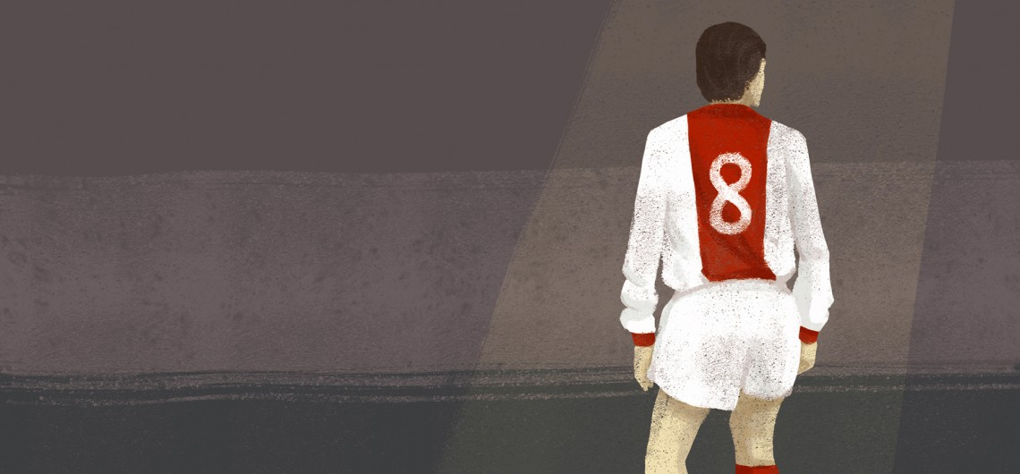 Painting a picture of Johan Cruijff's forgotten debut