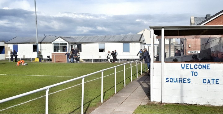 The realities of non-league football created a unique rivalry on England's north-west coast