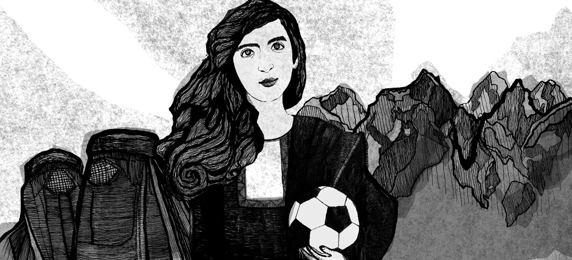 Not even exile can stop Khalida Popal from building women's soccer in Afghanistan