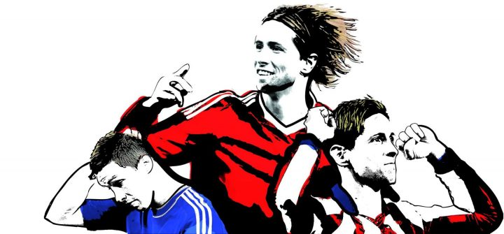 A highly scientific analysis on how the hairstyles of Fernando Torres affect his game