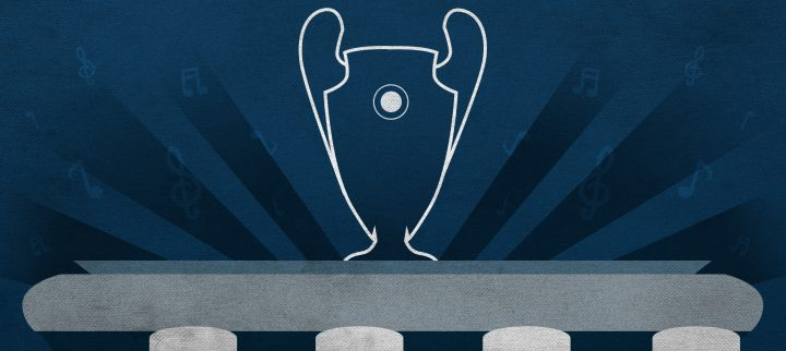 The Champions League anthem just sets us up for a letdown