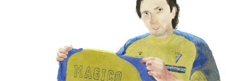 The forgotten joy of El Mágico González