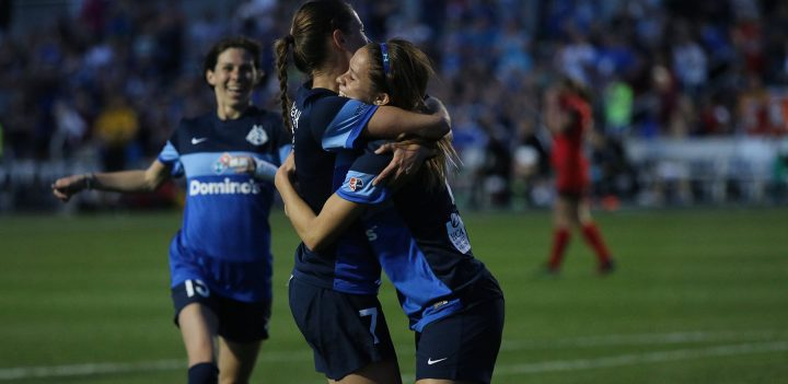FC Kansas City press on, one pass at a time