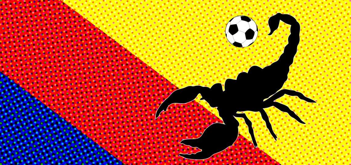 René Higuita scorpion