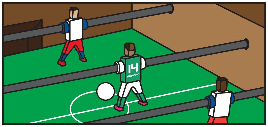The never-ending love affair between Werder Bremen and Claudio Pizarro