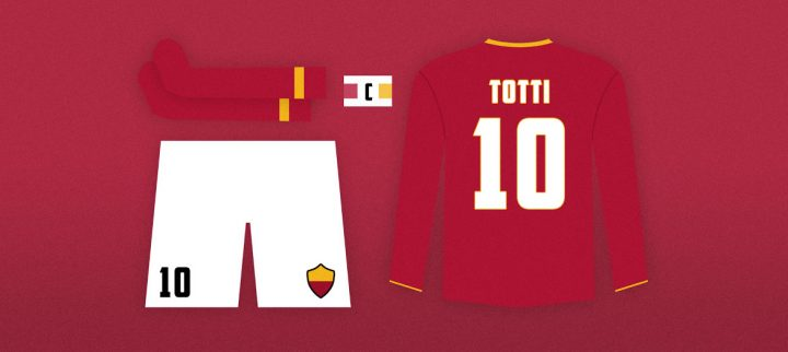 A Roma title would be the perfect Hollywood ending for Francesco Totti
