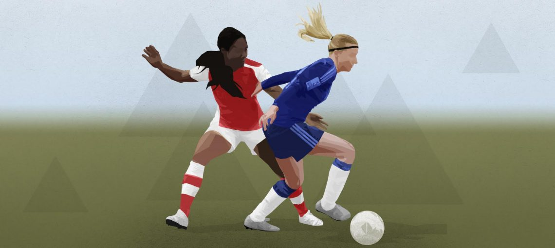 The Women's Super League is rewarding money, not success