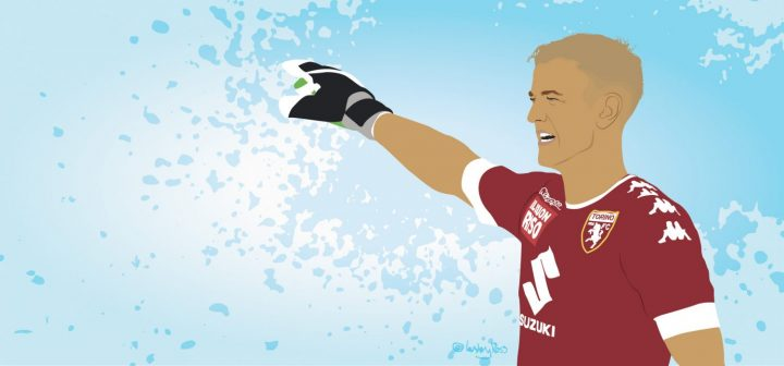 It's time to stop mocking Joe Hart's move to Torino