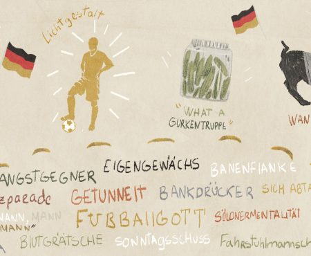 From Angstgegner to Wadenbeißer: football slang made in Germany