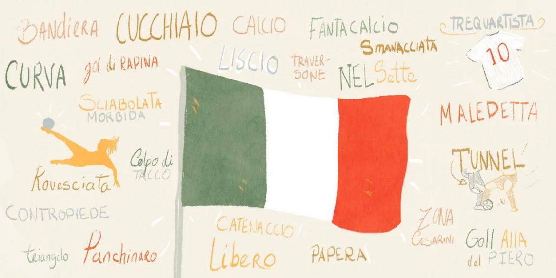 A maledetta from the trequartista: deciphering Italian football