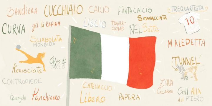 A maledetta from the trequartista: deciphering Italian football