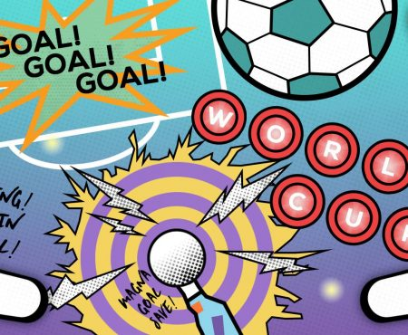 World Cup Soccer, nostalgia, and equality in the pinball community