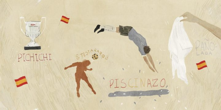 Pases y paredes create tiki-taka: explaining Spanish football