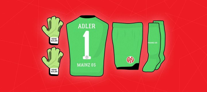 The Eagle has landed! How René Adler came to play for Mainz 05 and other Bundesliga goalkeeper stories