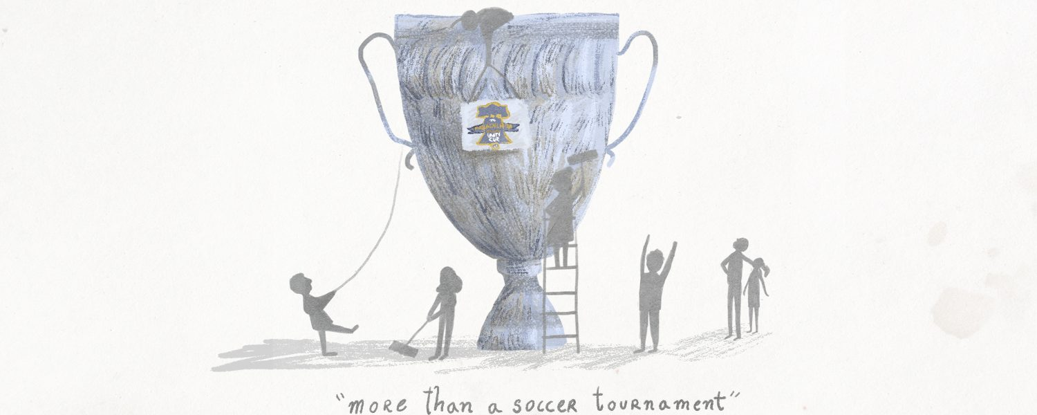 The Unity Cup is an act of sporting resistance by the city of Philadelphia