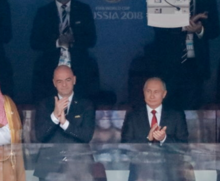 The Resting Bitch Face Narrative Returns: World Cup Special!