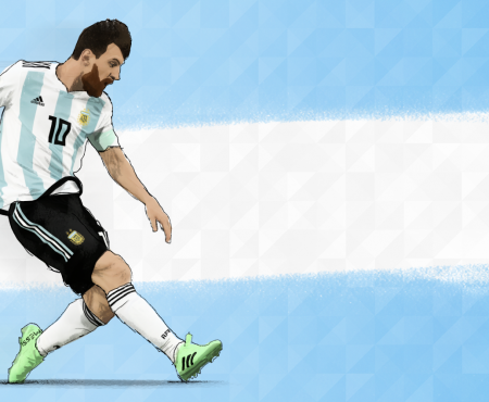 Messi's wonderful, useless goal