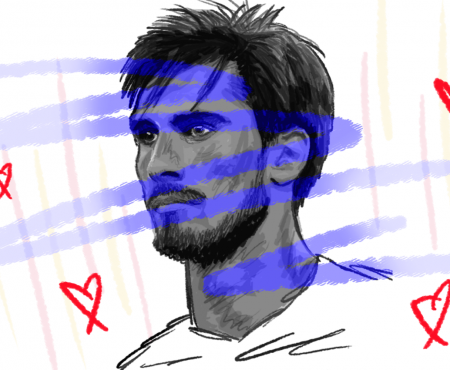 André Gomes and Expressions of Male Love