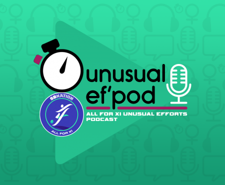 All For XI Unusual Ef'pod 38- To Kneel Or Not To Kneel –  It Shouldn't Even Be A Question