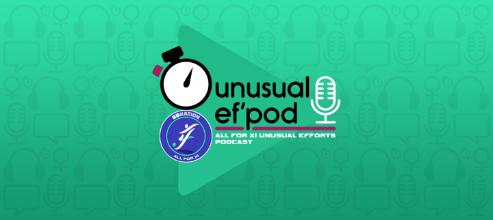 Unusual Ef'pod 29: The Curly-Haired Midfield Goddess